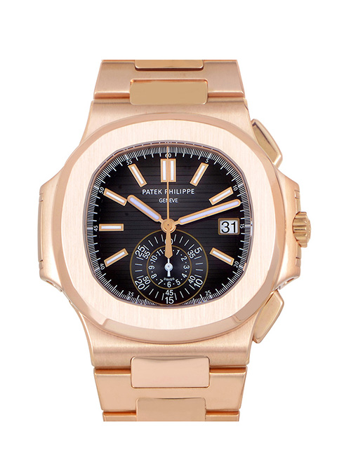 Patek Philippe Nautilus 5980/1R-001 in Rose Gold